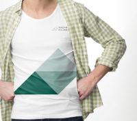 HAGARA JULINEK - Budovanie značky - vizuálna identita - tričko