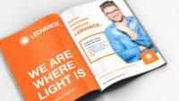 ledvance employer branding - print